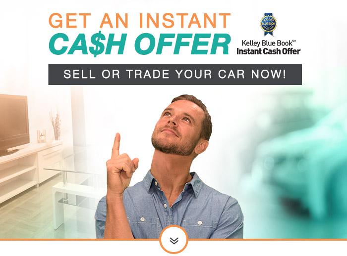 Get An Instant Cash Offer - Kelley Blue Book SM Instant Cash Offer