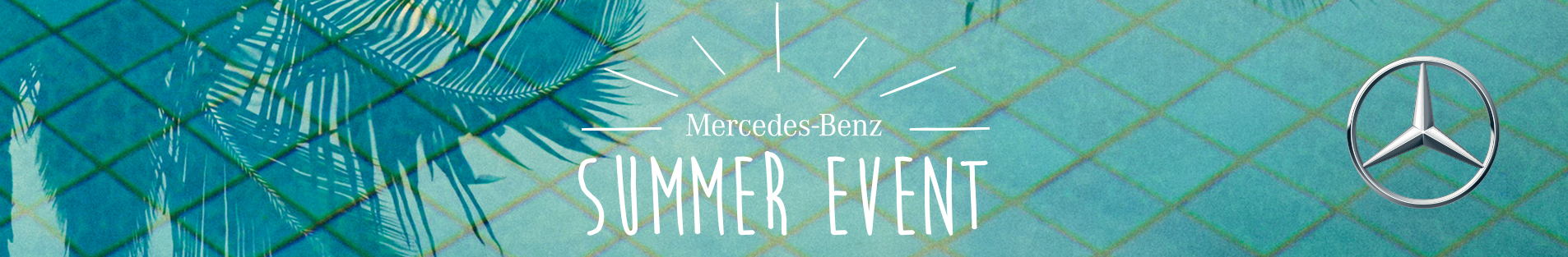 Mercedes Benz Summer Event